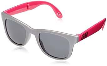 Vans Herren VUNKAF1 Wayfarer Sonnenbrille, Frost Grey