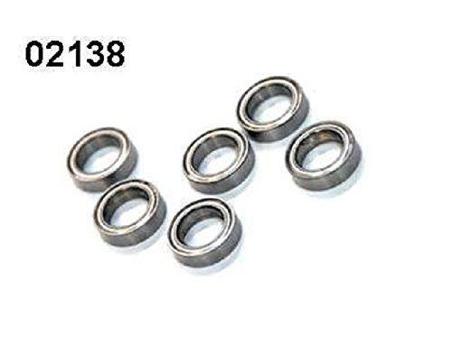efaso Ersatzteil 004-02138 02138 Ball Bearing 15x10