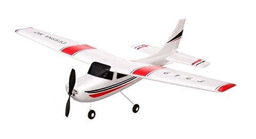 GoolRC F949 2.4G 3Ch RC Aviones con Control Remoto Avión de Ala Fija Juguetes de vuelo al aire libre