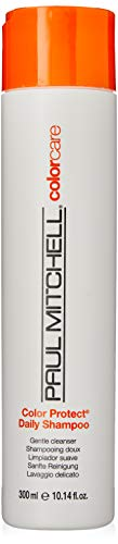 Paul Mitchell Color Protect Shampoo Haar-Pflege für coloriertes Haar,1er Pack (1 x 300 ml)