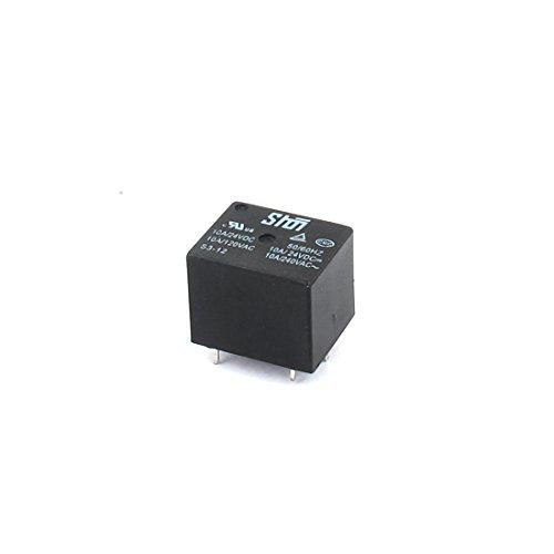 Volt Spule (DealMux S3-12V DC 12V Spule Volt SPDT PCB General Purpose Power Relay)