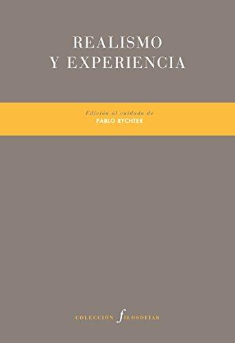 Realismo y experiencia (Filosofías)