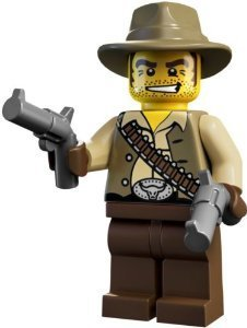 LEGO Collectable Minifigures: Cowboy (Sealed)