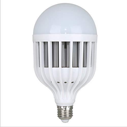 65w Glühbirne (ZYJ LED High Power Bulb Super Bright E27 Screw Round Head Bird Cage Glühbirne Lampenlampe 20W30W36W50W65W,whitelighe,65w)