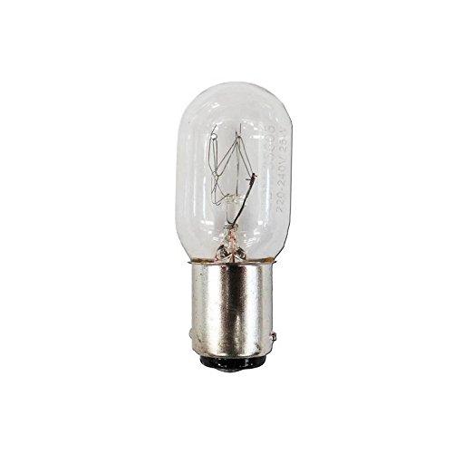 prilux JMP-Lampe Tubular 22x 60250V 15W BA15d