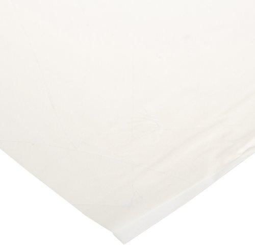 Genuine Joe gjo10328Kunststoff, rechteckig, Tisch, 274,3cm Länge x 137,2cm Breite, weiß (6Stück) -