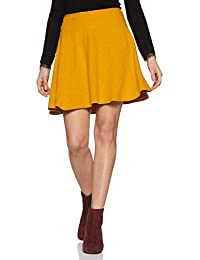 DJ&C By fbb Women's Asymmetric Midi Skirt