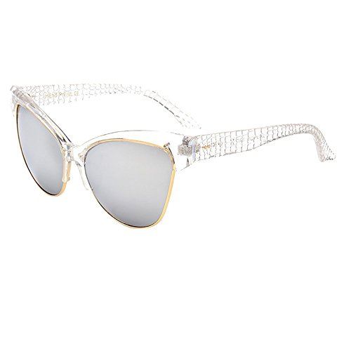 (kolila Damen Brillen Sonnenbrillen Verkauf Ausverkauf Halbbild Brillen Radiation Augenschutz Eyewear)