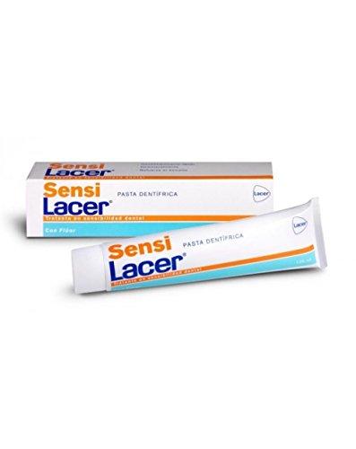Lacer - sensilacer - pasta de dientes - 125ml