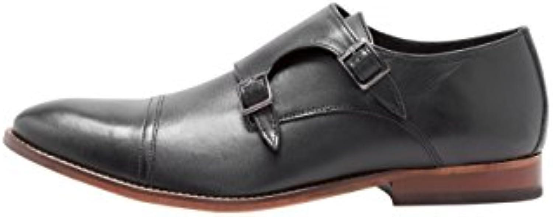 next Herren Monkstrap Schuh mit Zehenkappe