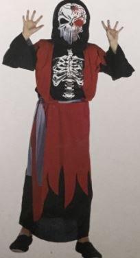 Zombie Kostüm, Kinderkostüm, Halloween, Fastnacht, Karneval (Halloween Ideen Kostüme Dead Walking)