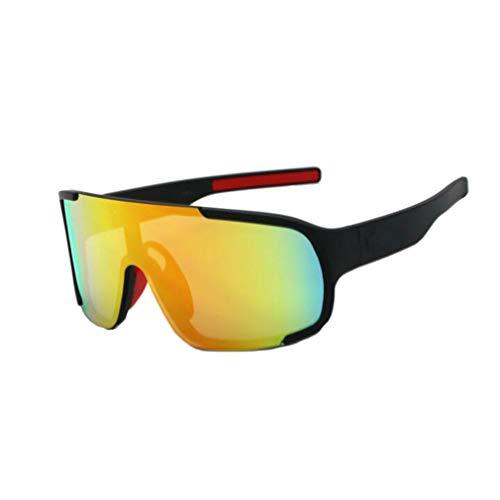 JAORUNNING New Trend Sonnenbrillen Outdoor Reitbrillen Fahrrad Winddicht Sonnenbrillen Sport Bunte Brillen