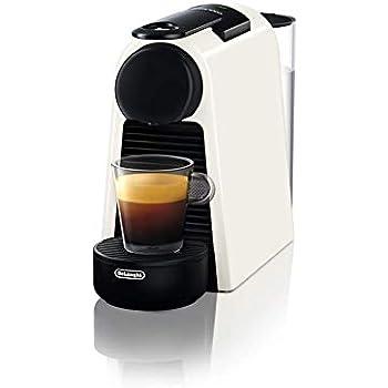 Nespresso Essenza Mini EN 85.W Cafetera de cápsulas compacta, 19 ...
