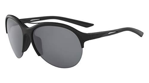 Nike Unisex-Erwachsene Flex Momen 001-66-15-130 Sonnenbrille, Schwarz, 66