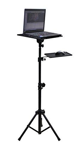 Qualität Portable Stativ höhenverstellbar Laptop Stand mit verstellbarem Neigungs Top und separate Mausablage