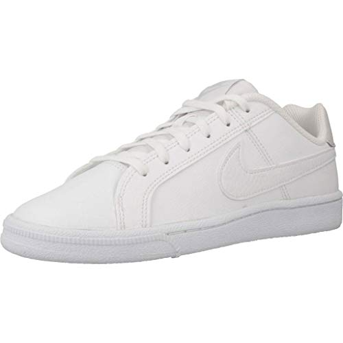 Nike Court Royale (GS), Scarpe da Tennis Donna, Multicolore White/Vapste Grey 102, 38 EU