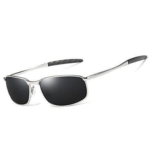 CVOO HD Polarized Driving Sunglasses Mens Sports Glasses Fashion Eyewear 644b5a654039