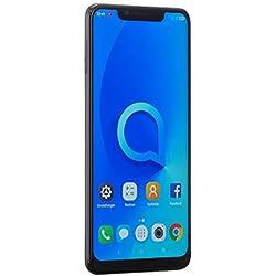 Alcatel 5V Smartphone débloqué CDMA (Ecran : 6,2 Pouces - 32 Go - Nano-SIM - Android) Spectrum Black