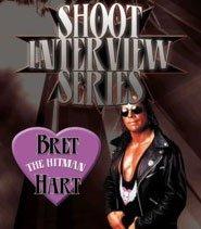 Bret The Hitman Hart Shoot Interview Volume 2 Wrestling DVD (Hitman 2 Volume)