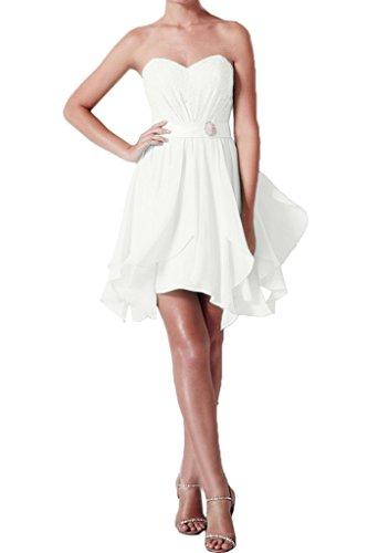 Missdressy - Robe - Femme Blanc