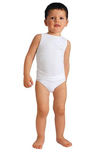 RelaxMaternity Baby 5940 Unterhemd Baby Baumwolle Einheitsgröße 6-36 Monate