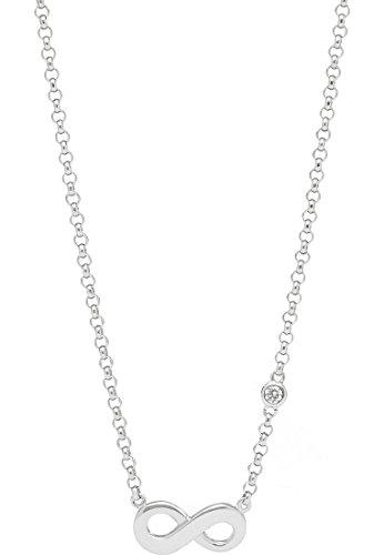 Fossil Damenkette 925/ Silber JFS00394040