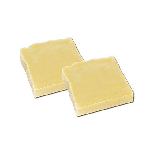 Mijo 2x No.02 Bio Olivenölseife handgemachte rückfettende 100{7fc3f5a148a7be9a8179cd829ce9d860bb7584752ae86b48c140e9ca061213be} Naturseife mit Sheabutter ohne Palmöl, ohne Duft, vegan