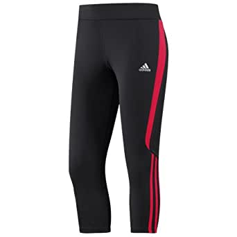 Adidas Womens Capri RSP DS 3/4 Running Tights (X-Small (UK 4-6))