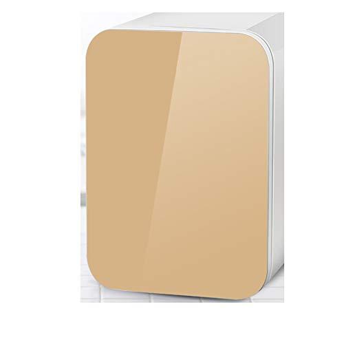 Kleiner Kühlschrank 20L Dormitory Kühlwagen Mini-Kleinkühltruhe,Yellow,28.8 * 35 * 40.7cm