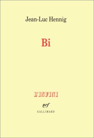 Bi : de la bisexualité masculine