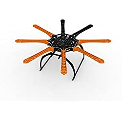 AIRK FireClouds AirFrame Kit - Drones DIY (FC8 - Octocopter)