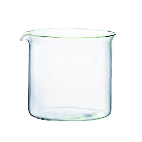 Gobelet de rechange Bécher de rechange de rechange en verre, 1,5 l,