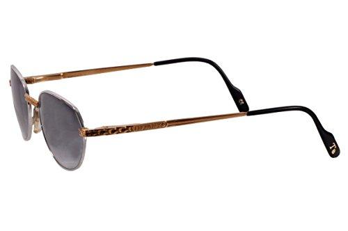Tiffany Gold Plattiniert Designer Vintage Antik Sonnenbrille