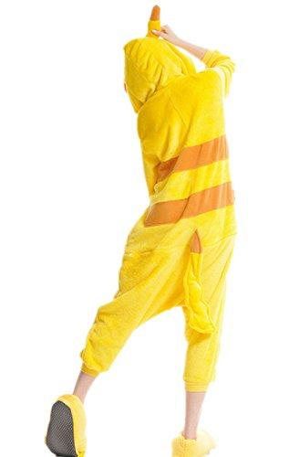Imagen de wealsex pijamas unisexo adulto traje disfraz animal adulto animal pyjamas cosplay pikachu,xl  alternativa