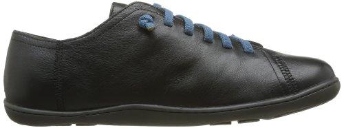 Camper Peu Cami, Chaussures à lacets homme Noir (Black)