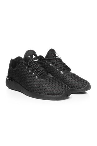 Sneakers Asfvlt uomo area ss020 speed socks deep black woven fw 41 41