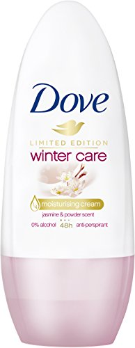 Dove Deo-Roll-on Limited Edition Winter Care Anti-Transpirant, 6er Pack (6 x 50 ml)
