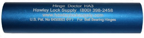 The Hinge Doctor HA3 for Ball Bearing Hinges by Gkl Products by Gkl Products - Ball-bearing Hinge