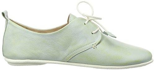 Pikolinos 917-7123C1 Calabria Schuhe Damen Halbschuhe Schnürschuhe Grün (Grün)