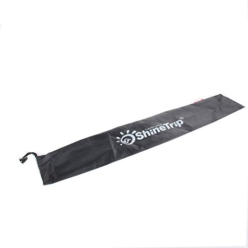 Tent Camping Tent Canopy Support Poles Organizer Pouch Bag Storage Bag Random