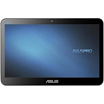 """PRO A4110-BD182M 1.6GHz N3150 15.6"""" 1366 x 768Pixeles Pantalla táctil Negro PC todo en uno - Ordenador de sobremesa All in One (39,6 cm (15.6""""), 1366 x 768 Pixeles, HD, Plana, Multi-touch, 16:9)"""