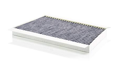 Original MANN-FILTER Innenraumfilter CUK 3461 – Pollenfilter mit Aktivkohle – Für PKW