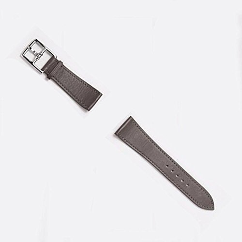 Fitbit Blaze Luxury Genuine Leather Watch Band with Metal Clasp