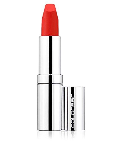 Colorbar Matte Touch Lipstick, Orange Punch, 4.2g