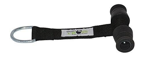 BodyCROSS Premium Türanker für Schlingentrainer   Rip Trainer   Sprint Trainer   Bungee Trainer   Made in Germany   10 Jahre Garantie (schwarz)