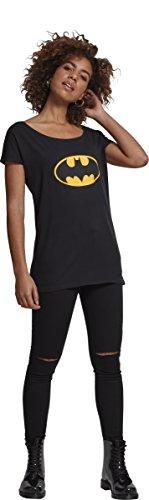Merch Code da uomo Batman Logo Tee Maglietta Black