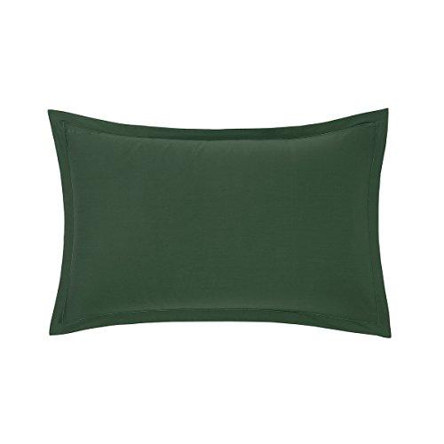kenzo-taie-doreiller-kz-iconic-vert-50-x-75-cm