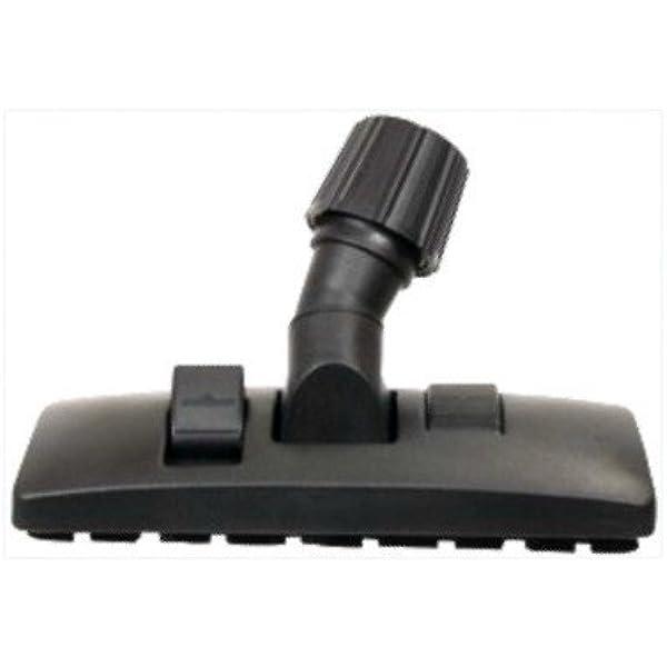 Brosse universelle 32 mm pour aspirateur Electrolux Rowenta Miele Dirt Devil Buse avec roues pour moquette ou carrelage
