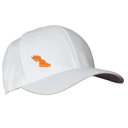 burnletics® Baseball Cap, Original Flexfit, Jogging / Tennis / Golf / Fitness / Basketball Mütze, 2 Größen, 3 Farben