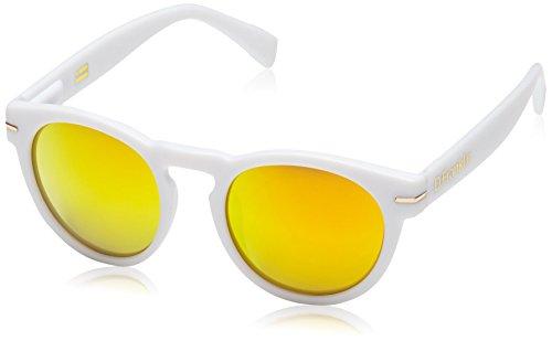 dfranklin-rem-white-lunettes-de-soleil-unisex-or-gold-unic-annees